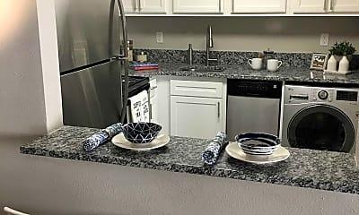 Kitchen, The Mark at SoDo, 1