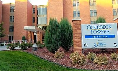 Goldbeck Towers, 1