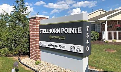 Stellhorne Pointe Apartments, 1