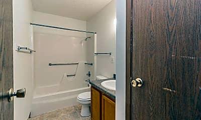 Bathroom, The Meadows, 2