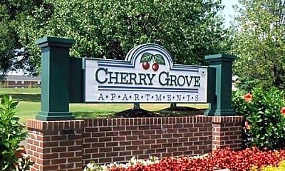 Community Signage, Cherry Grove Apartments, 2