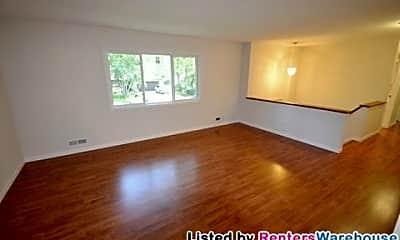 Living Room, 6401 Berkshire Ln N, 0