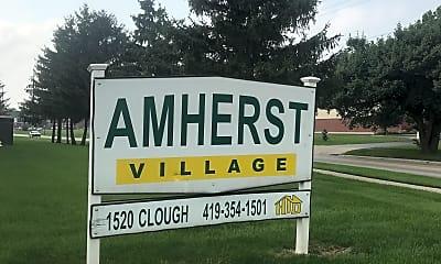 Amherst Village Apartments, 1