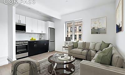 Living Room, 22 E 212th St 4-B, 0