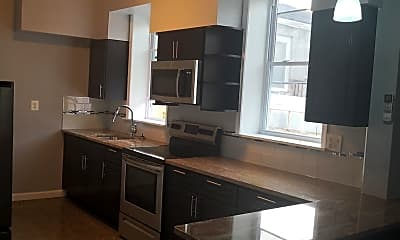 Kitchen, 631 N 11th St 2R, 1