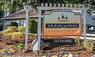 Community Signage, 1800 S 330th St, 1