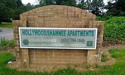 Hollywood/Shawnee Apartment, 1