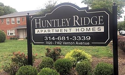 Huntley Ridge, 1