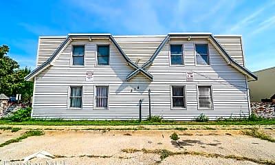 Building, 318 Fremont St, 1