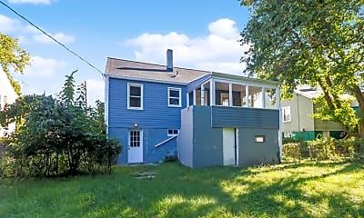 Building, 5413 Lewellen Ave, 2