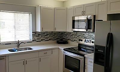 Kitchen, 1511 NE 12t Ter F-1, 2