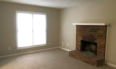 Living Room, 340 River Oak Dr, 2