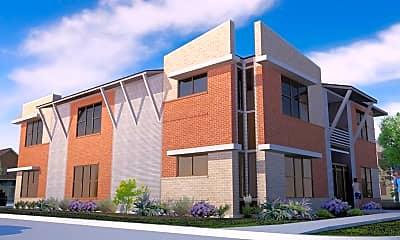Building, 1301 N Austin St, 0