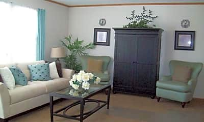 Living Room, 4843 Colonial Dr, 0
