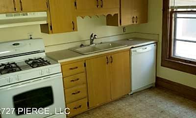 Kitchen, 2937 N Frederick Ave, 1