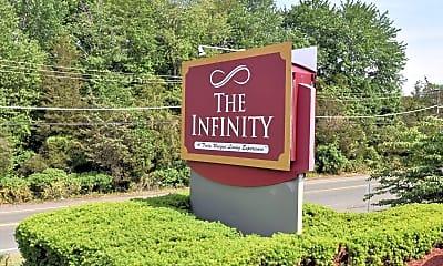 Community Signage, The Infinity, 2