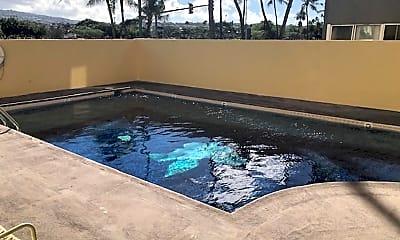Pool, 2533 Ala Wai Blvd, 2