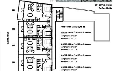 Building, 201 Sanford Ave, 2