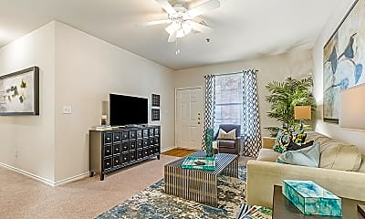 Living Room, Spring Brook Apartment Homes, 0
