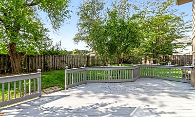 Patio / Deck, 244 Millford Ln, 2