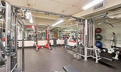 Fitness Weight Room, 2716 Elliott Ave, 2