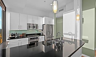 Kitchen, 1100 Wilshire Blvd, 2