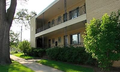 Building, 4858 Lee Street, 2