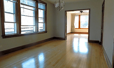Living Room, 3641 S Honore St, 1