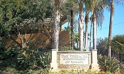 Community Signage, Terraces at South Pasadena, 0