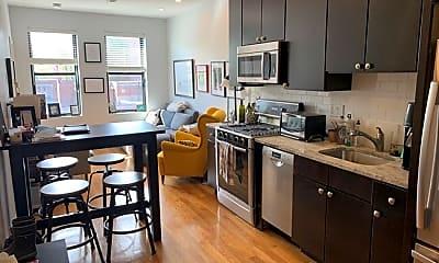 Kitchen, 419 Hanover St, 0
