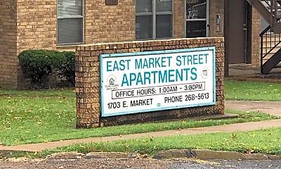 East Market Street, 1