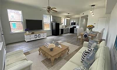 Living Room, 2322 Chippewa St, 1