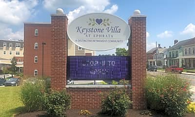 Keystone Villa At Ephrata, 1