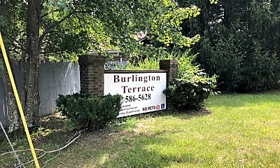 Burlington Terrace Apartments, Phase I, 1