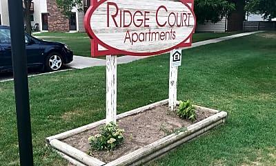 Ridge Court Apartments, 1