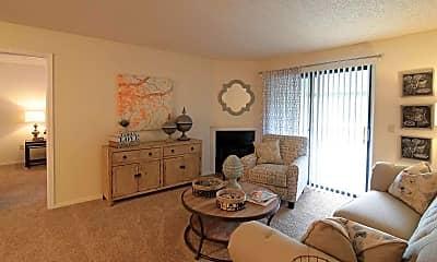 Living Room, Raintree, 1