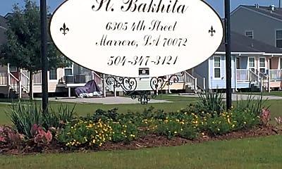 St. Bakhita Apartments, 1