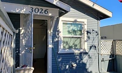 Patio / Deck, 3022 Garrison St, 1