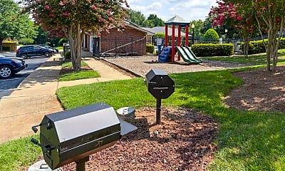 Playground, Sharon Crossing, 1