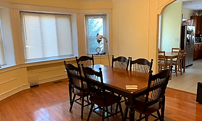 Dining Room, 5440 Woodcrest Ave, 1