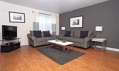 Living Room, 5426 Fifth Ave, 1