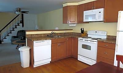 Kitchen, 23 George St REAR, 1