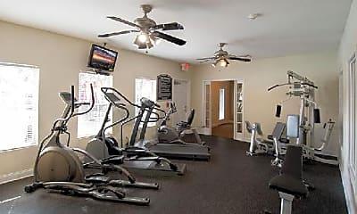 Fitness Weight Room, 2121 Burwick Ave, 1