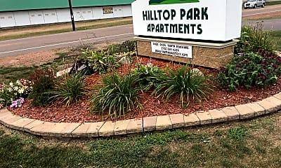 Hilltop Park Apartments, 1