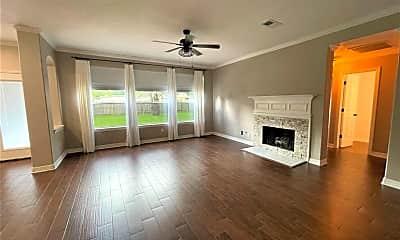 Living Room, 16407 Stone Prairie Dr, 0