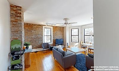 Living Room, 1540 Tremont St, 0