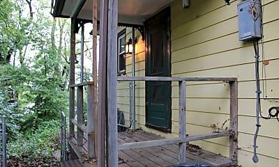 Patio / Deck, 914 Sherman, 1