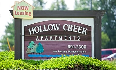 Community Signage, 6625 N Big Hollow Rd, 0