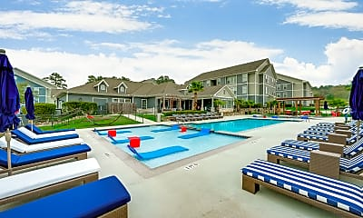 Pool, Encore At Sam Houston, 0
