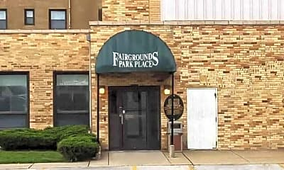 Fairgrounds Park Place, 1